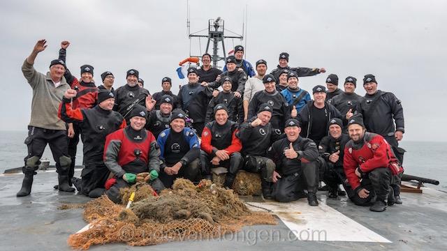 Expeditie duikers