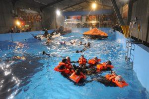 Maritime indoor training | Rene Lipmann